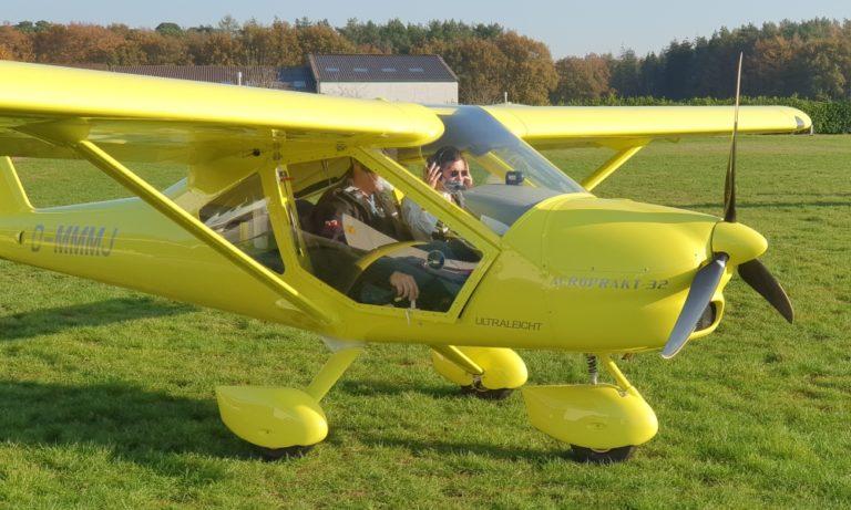 Aeroprakt A32 - Aussenansicht