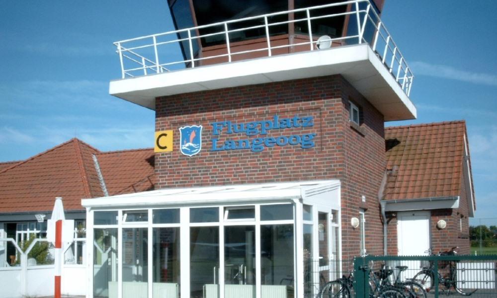 Flugplatz Langeoog