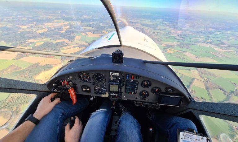 FK9 Cockpit